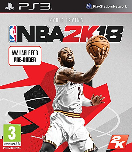 NBA 2K18 (PS3) UK Import (Ps3 Nba)