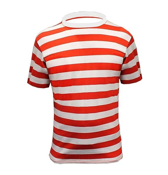 Amazon.com: Waldo Wenda - Disfraz infantil de Waldo Wally ...