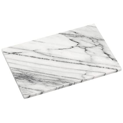Extra Large Heavy Marble Pastry Board Chopping Board By Verygoodbuys