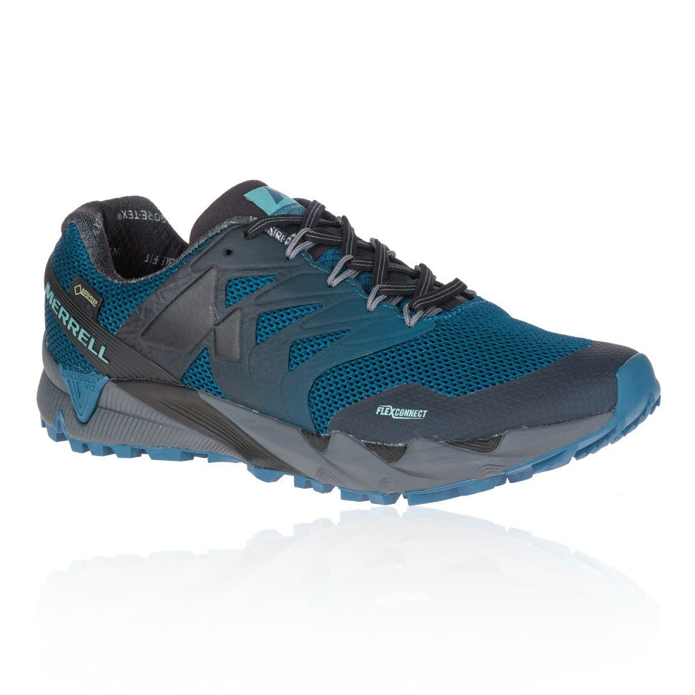 Merrell J77651, Zapatillas de Running para Asfalto para Hombre 41 EU|Azul (Superwash Superwash)