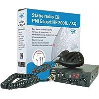 Radio CB PNI Escort HP 8001L ASQ Incluye Auriculares con micrófono