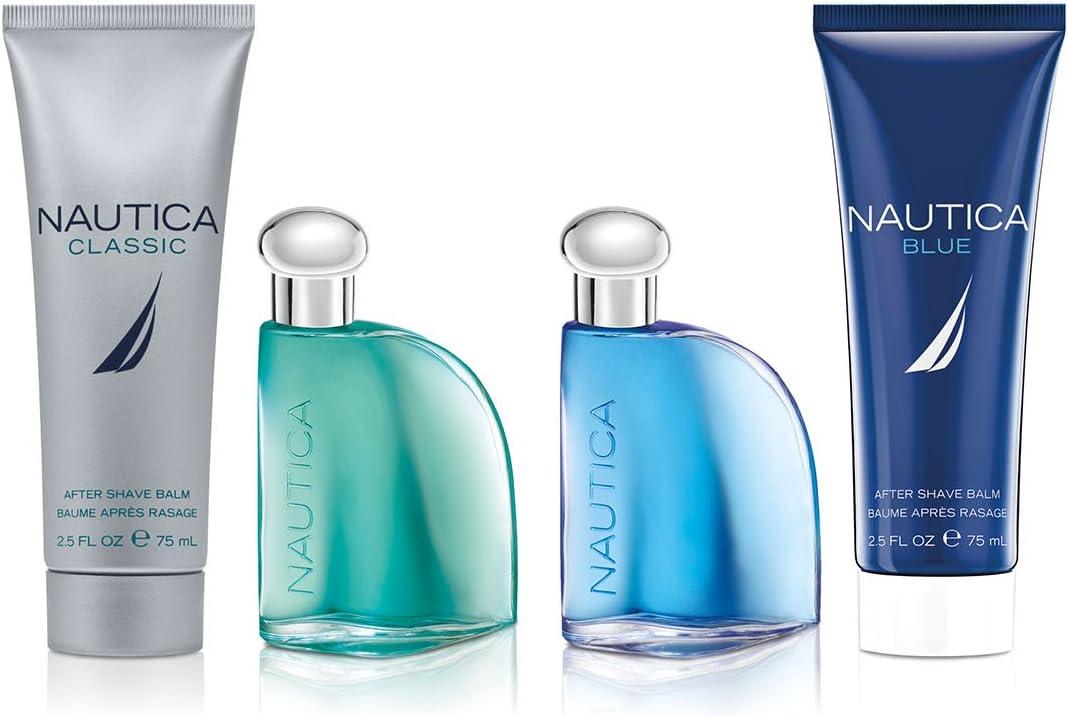 Nautica Blue Men's Gift Set Eau De