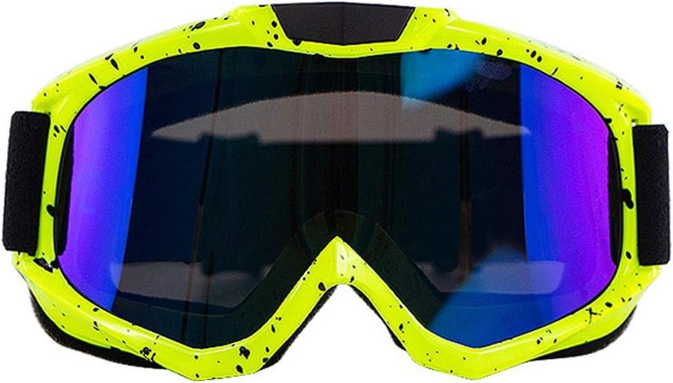 フロントガラス防塵ミラーオートバイヘルメットオフロードゴーグルサイクリングメガネ屋外男性と女性の登山用品ゴーグルゴーグル