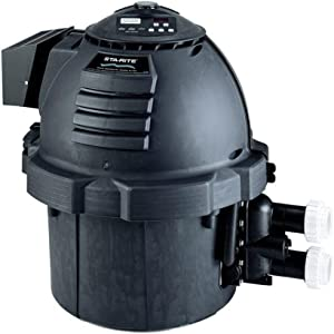 Sta-Rite SR200LP Max-E-Therm Black Propane Gas Pool and Spa Heater, 200-BTU