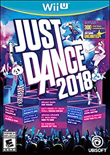 Just Dance 2018 - Wii U (B071JMCRTF) | Amazon price tracker / tracking, Amazon price history charts, Amazon price watches, Amazon price drop alerts