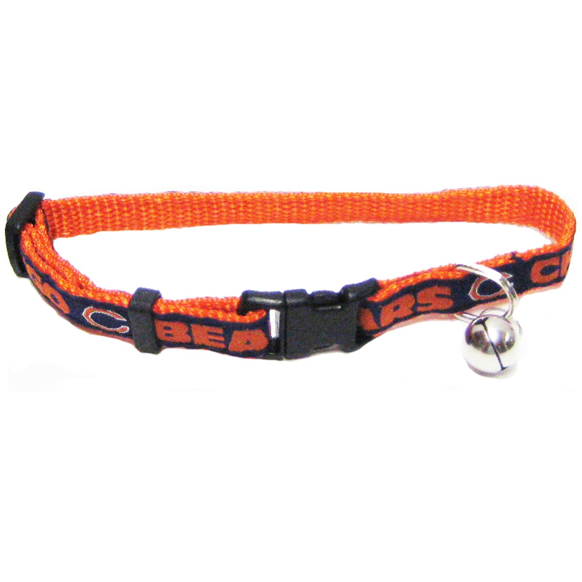 Amazon.com   Pets First NFL Chicago Bears Cat Collar - One adjustable size  fits most cats   Chicago Bears Gear   Pet Supplies ad1d932ed