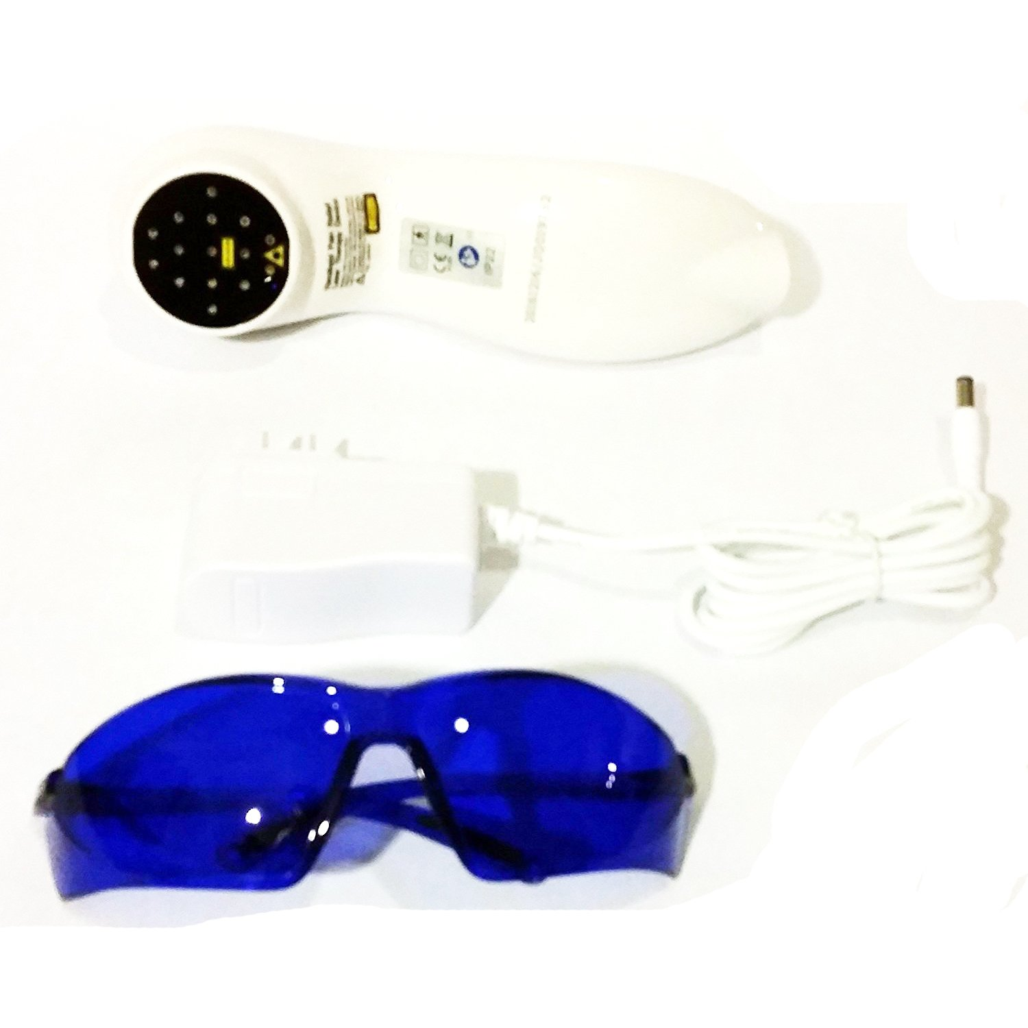 Pain Relief Cold Laser Therapy Unit + 2 FREE Gifts + FREE FedEx Shipping by YJTSKY (Image #4)