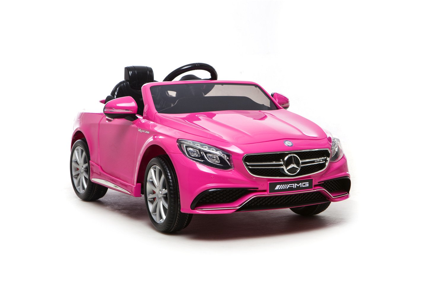 Mercedes S63 AMG Kids Ride on Car