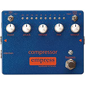 empress effects compressor analog compression guitar effects pedal musical instruments. Black Bedroom Furniture Sets. Home Design Ideas
