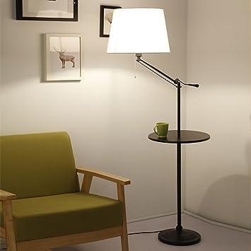Lampadaire salon chambre table de chevet table basse simple ...
