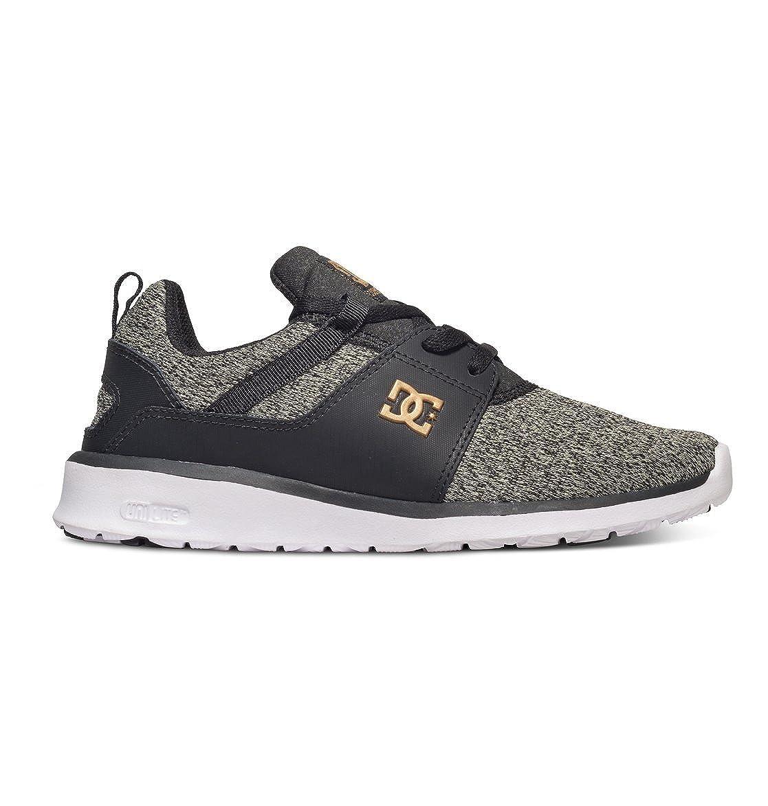 DC Shoes Heathrow Se J - Zapatillas de Deporte Mujer ADJS700022-GLD