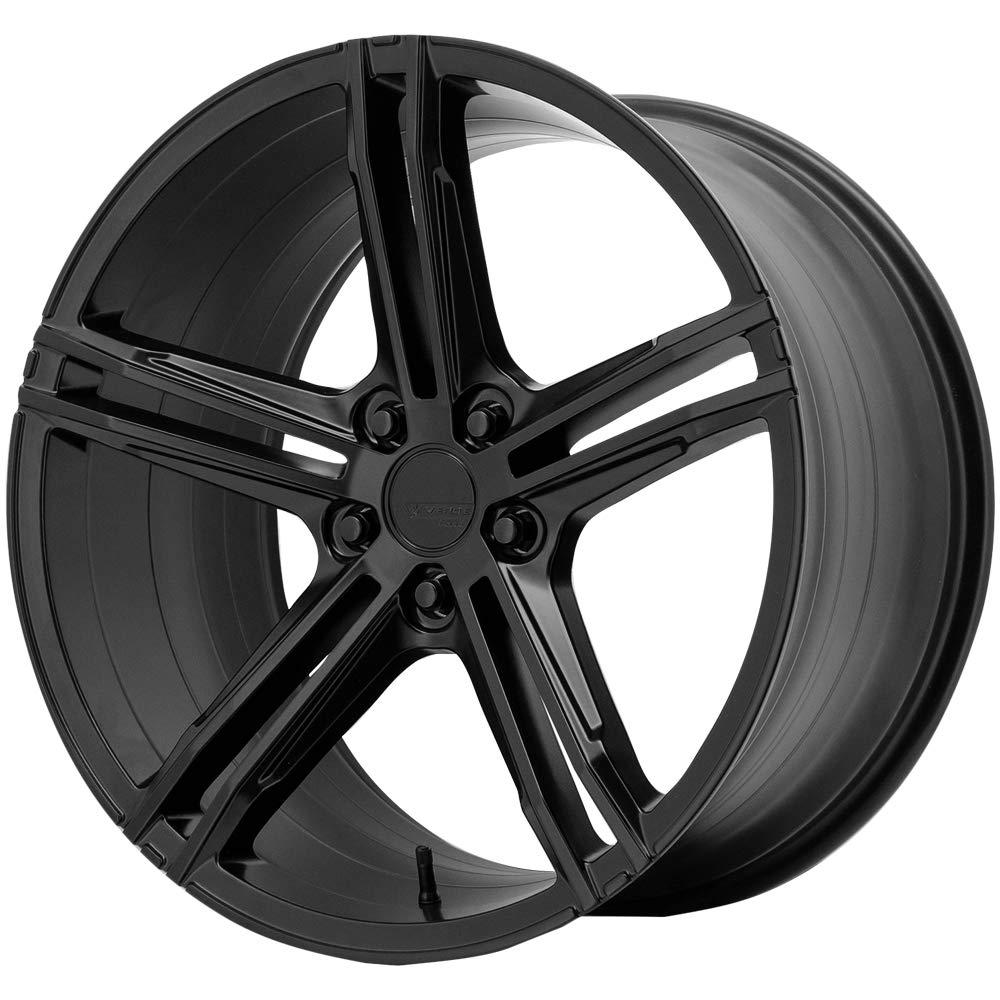 Verde Custom Wheels VFF03-214445SB Multi Vff03 20X10 45Mm Satin Black 5X112 66.56Mm Bore 154Mm M.Pad Rear Face