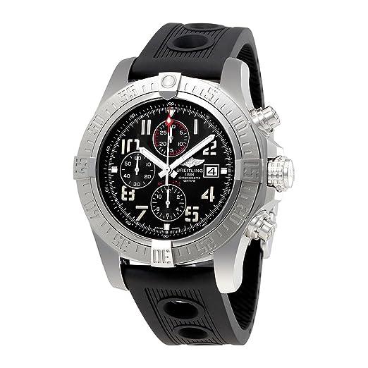 Breitling Super Avenger II A1337111_BC28_201S reloj para hombre: Amazon.es: Relojes
