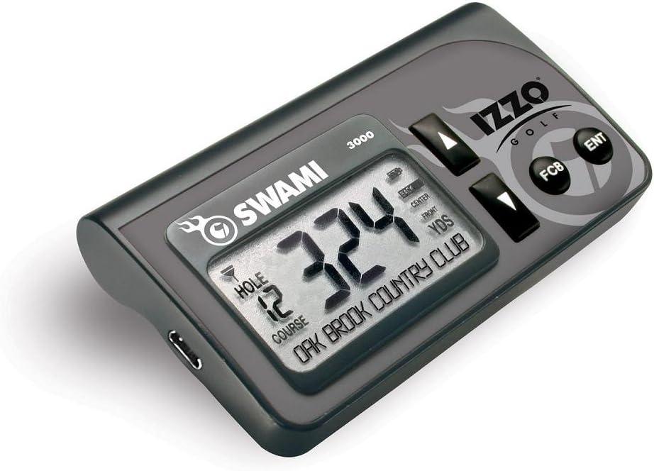 Izzo Swami 3000 Enhanced Golf GPS