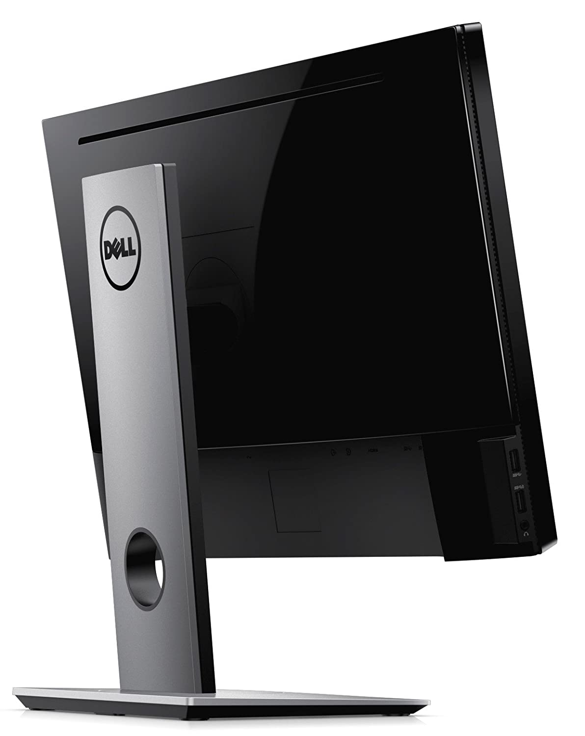 Black Dell S2716DG 27 Inch TN Anti-Glare LED-backlit LCD Gaming Monitor 1 ms Response Time, QHD 2560 x 1440 at 144 Hz, Nvidia G-Sync HDMI//DP//USB with Tilt and Swivel
