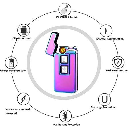 Amazon Com Plasma Coil Lighter Cigarette Lighter Usb Rechargeable