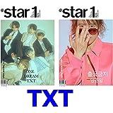 表紙:TXT/@STAR1(アットスタイル) 2月号(2020)【3点構成】/韓国雑誌/韓国歌手ヤンジュンイル/Yang Junil