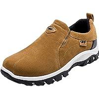 Wealsex Zapatos De Senderismo para Hombre Zapatos