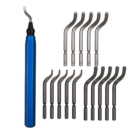 1pcs Metal RB1000 Burr Deburrig Tool With Blade Deburring Tool High Speed
