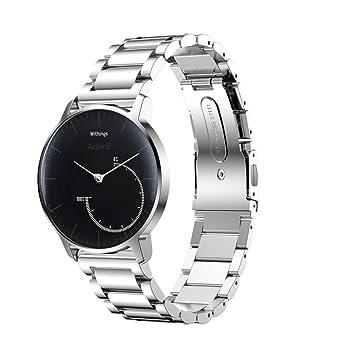 syy Acero Inoxidable Brazalete Smart Watch Strap para ...