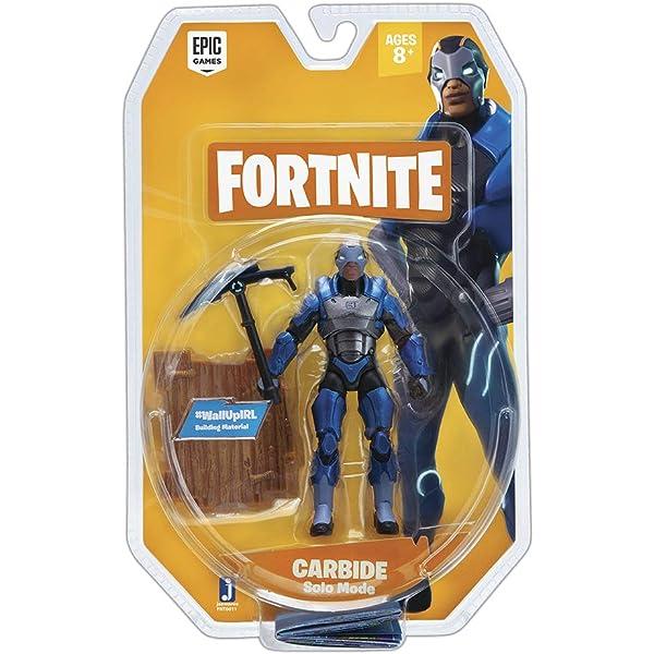 Fortnite Solo Mode Core Figure Pack, Carbide Action Figure