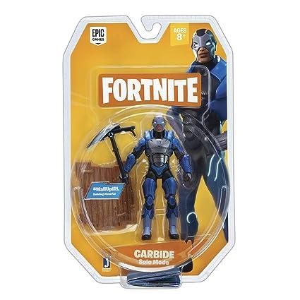 Amazon Com Fortnite Solo Mode Core Figure Pack Carbide Toys Games