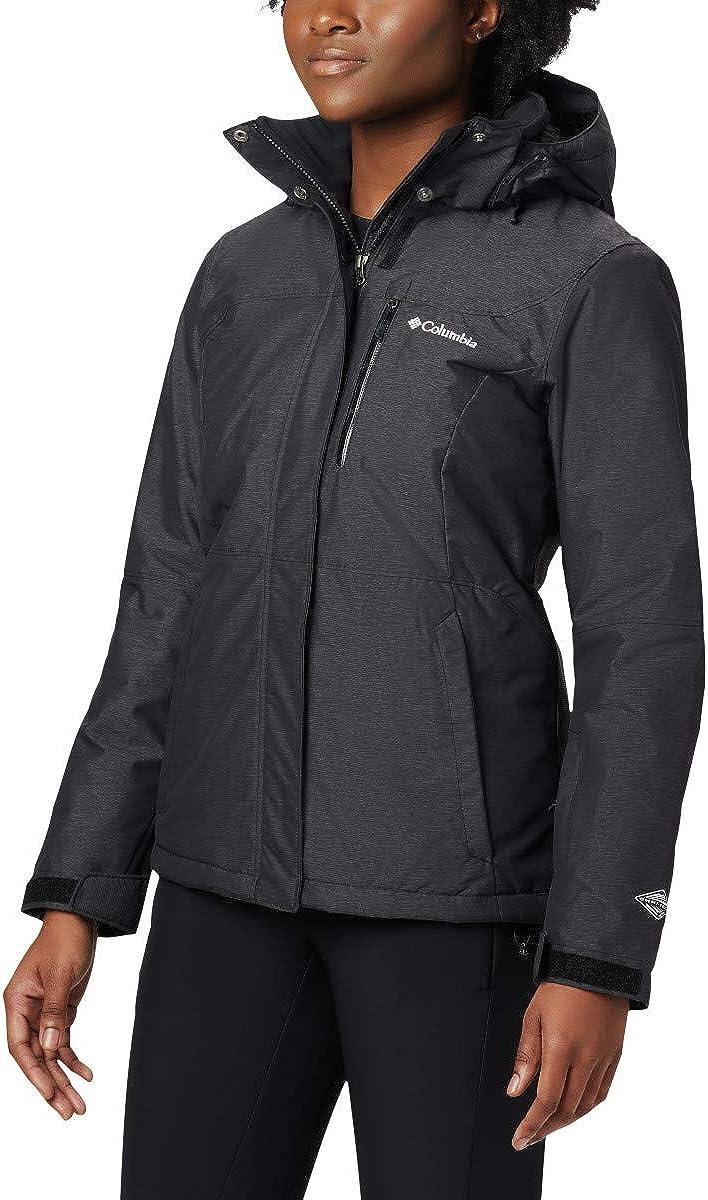 Columbia Women's Alpine Action Omni-Heat Jacket: Clothing