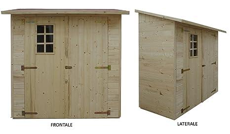 Home Idea Italia Casetta Mis 222 X 117 Cm Doppia Porta