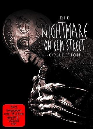 Nightmare on Elm Street - Collection [7 DVDs]: Amazon.de: Robert ...