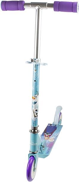 Amazon.com: Disney Frozen Elsa 2 Wheels Scooter Outdoor Play ...