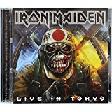 IRON MAIDEN Live In Tokyo Japan Second Night 21 April 2016 The Book Of Souls World Tour / Bonus Live In Tokyo 1981 Killer World Tour 2CD set