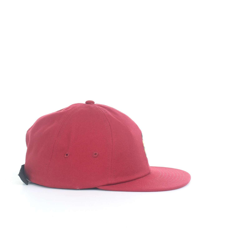 96e4d647 Vans x Marvel Jockey Strapback Hat (Chili Pepper) Men's Marvel Comics Cap  at Amazon Men's Clothing store: