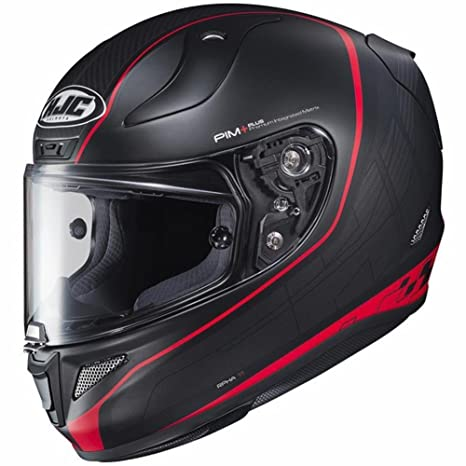 HJC RPHA 11 Pro Helmet - Riberte (LARGE) (BLACK/YELLOW)