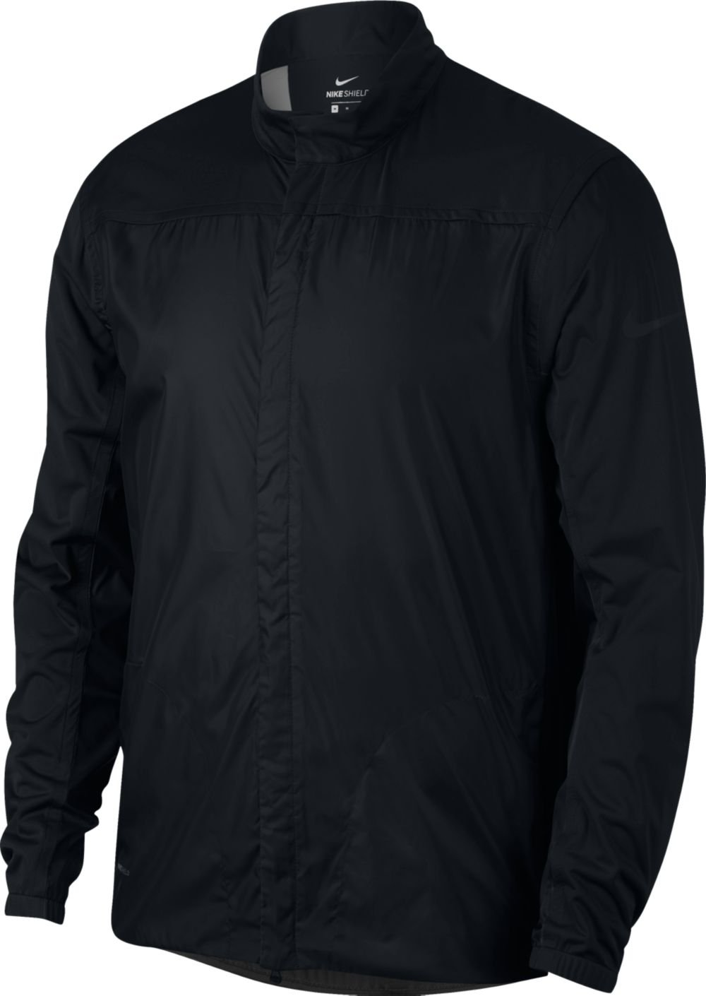Nike Shield Full Zip Core Golf Jacket 2018 Black X-Large by NIKE