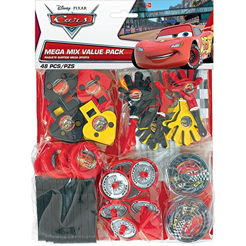 Cars 2 Favor Pack 48 Pc. -