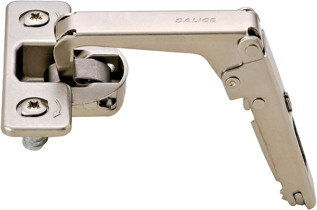 Salice Pie Corner Hinge With Dowels Cabinet And Furniture Hinges