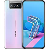 ASUS Zenfone 7 Pro ZS671KS Dual-SIM 256GB + 8GB RAM Factory Unlocked 5G Smartphone (Pastel White) - International Version