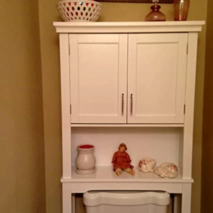 bathroom etagere spacesaver white stand rack from wood 3 tier shelf unit over - Bathroom Etagere