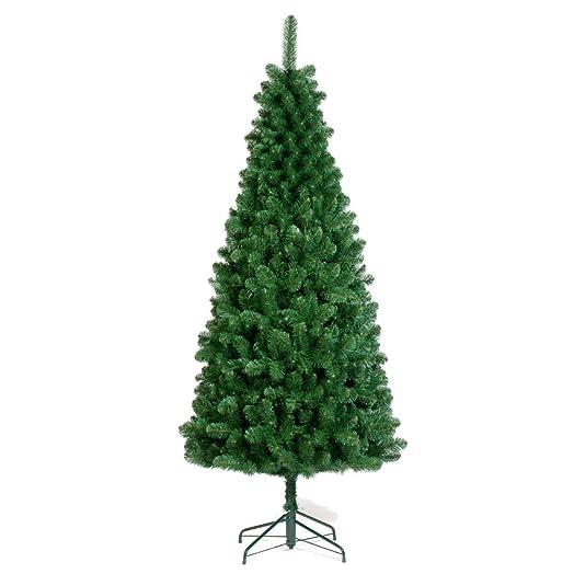 2.4m (8ft) Slim Tree Artificial Christmas Tree