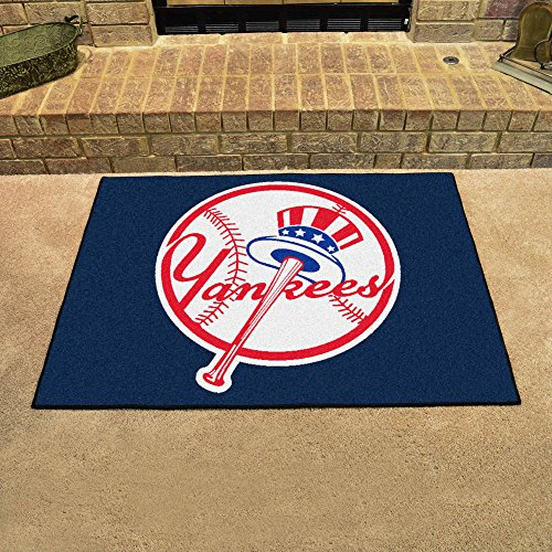 Fan Mats New York Yankees Utility Mat All Star Mat/33.75''x42.5'' by Fanmats (Image #1)