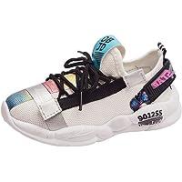 Bambini Scarpe Sportive Ragazzi Ragazze Sneakers Confortevole Respirabile Mesh Scarpe da Ginnastica Antiscivolo Resistente all'Usura Scarpe da Corsa