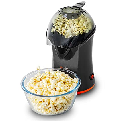 MasterCheff Palomitero, máquina de palomitas de 1200 W, Pop corn maker, My master Pop Up.