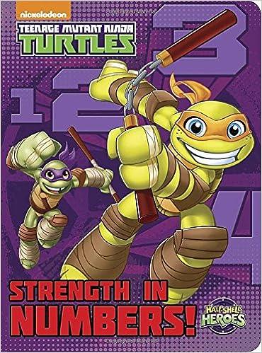 Amazon.com: Strength in Numbers! (Teenage Mutant Ninja ...