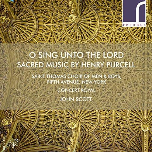 O God, Thou Art My God, Z.35 (Purcell O God Thou Art My God)