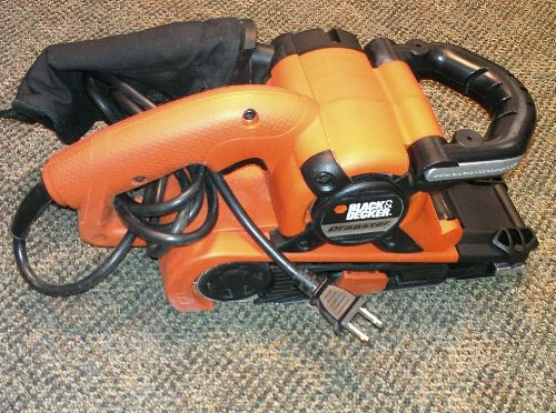 Black & Decker Power Tools DS321 1 3 inch x 21 inch Dragster Belt Sander
