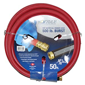 Notrax 724311 Hot Water Hose 50 ft. Length