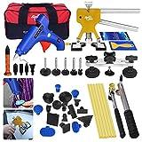 41Pcs Car Body Paintess Dent Repair PDR tools Hail Removal Hammer Tap Down Tools Repair Pens,Paragon Crafts Multipurpose