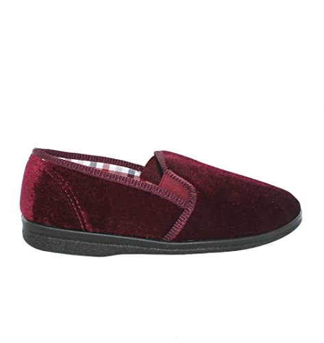 Sleepers - Mocasines para hombre, color rojo, talla 41.5: Amazon.es: Zapatos y complementos