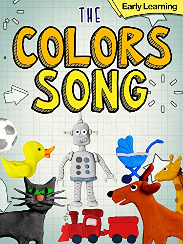 The Colors Song Early Learning