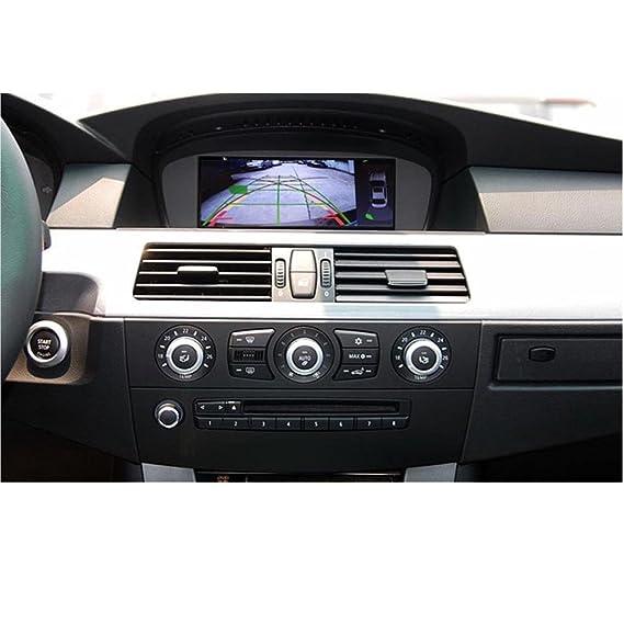 Radio estéreo para coche BMW, con DVD y GPS, 21,6 cm: Amazon.es: Electrónica